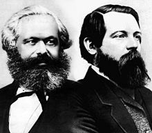 Marx and Engels